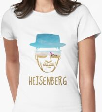 Heisenberg Women's Fitted T-Shirt