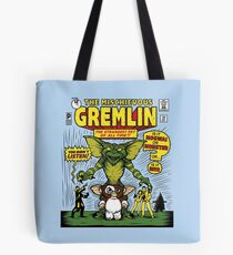 The Mischievous Gremlin Tote Bag