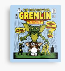 The Mischievous Gremlin Metal Print