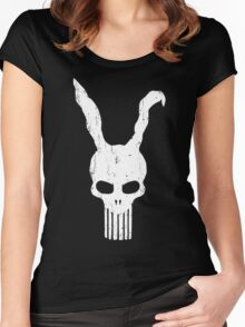 The Bunnisher Women's Fitted Scoop T-Shirt