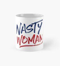 Nasty Woman - Patriotic Mug