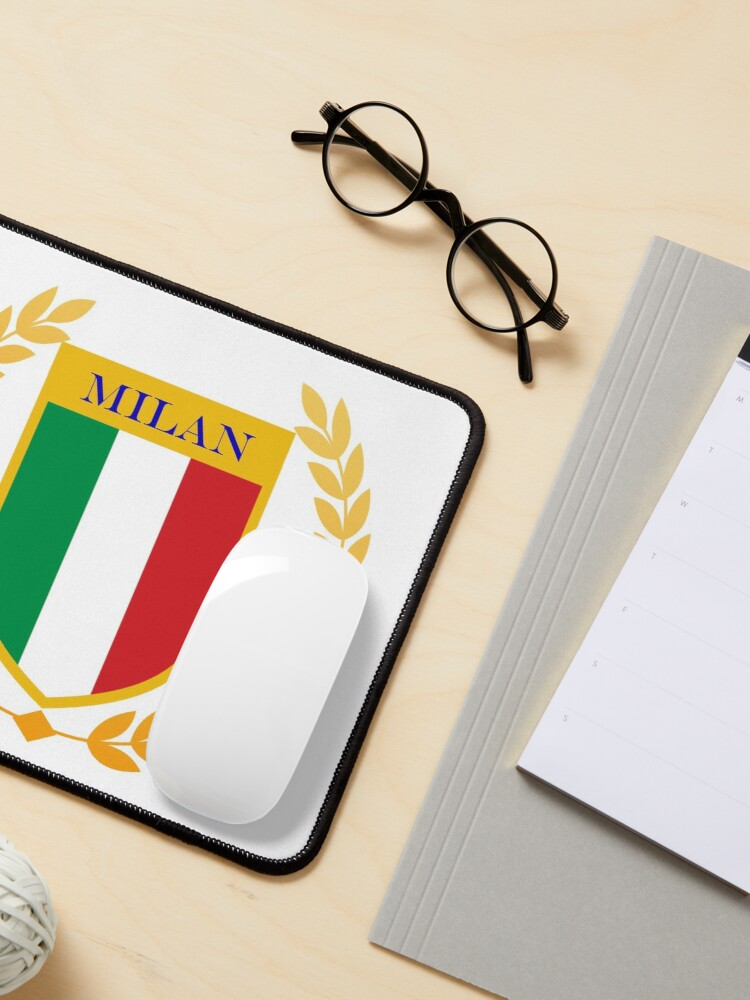 Alternate view of Milan Italy Mouse Pad
