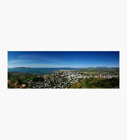 Townsville from Castle Hill Photographic Print