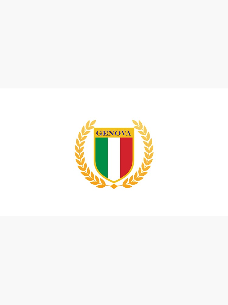 Genova Italia by ItaliaStore