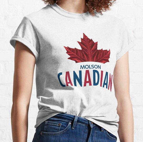 LOGO DE MOLSON CANADIEN T-shirt classique