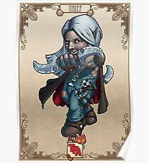 Tiny Fantasy Adventures: Thief Poster
