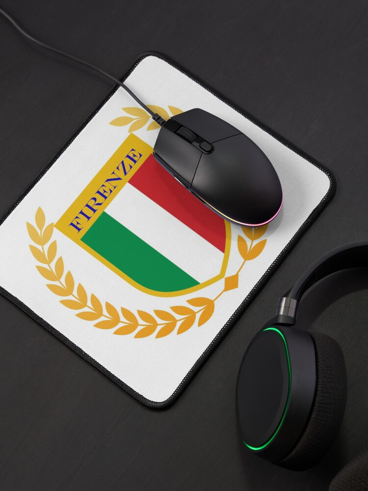 Alternate view of Firenze Italia Mouse Pad