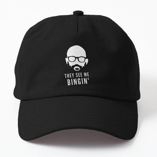Binging with Babish - They See Me Bingin Dad Hat