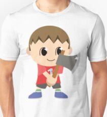 Chibi Animal Crossing Villager Vector T-Shirt