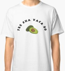 Fre Sha Vaca Do Classic T-Shirt
