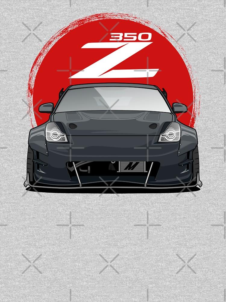 Nissan 350z by dreamsonrims