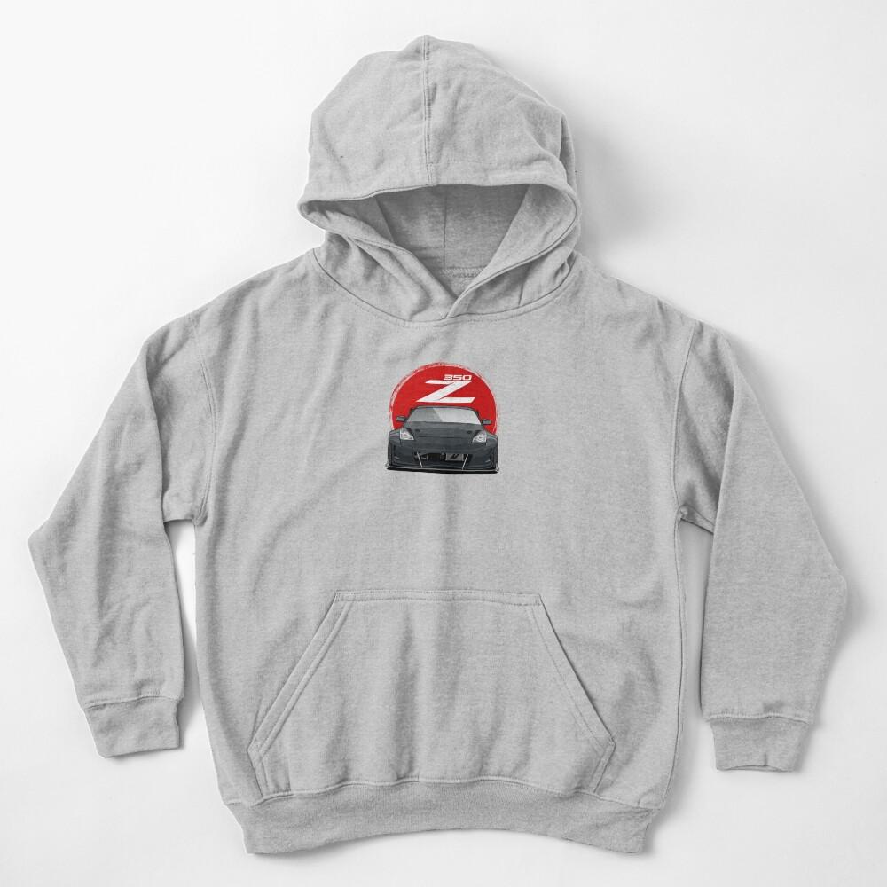 Nissan 350z Kids Pullover Hoodie