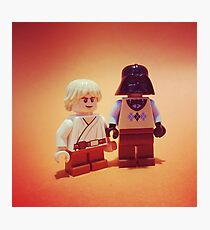 """""""Bring-Your-Vader-to-School-Day"""" Photographic Print"""