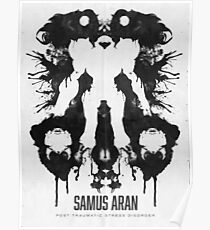 rorschach test posters redbubble