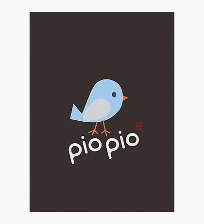 Pio Pio Photographic Print