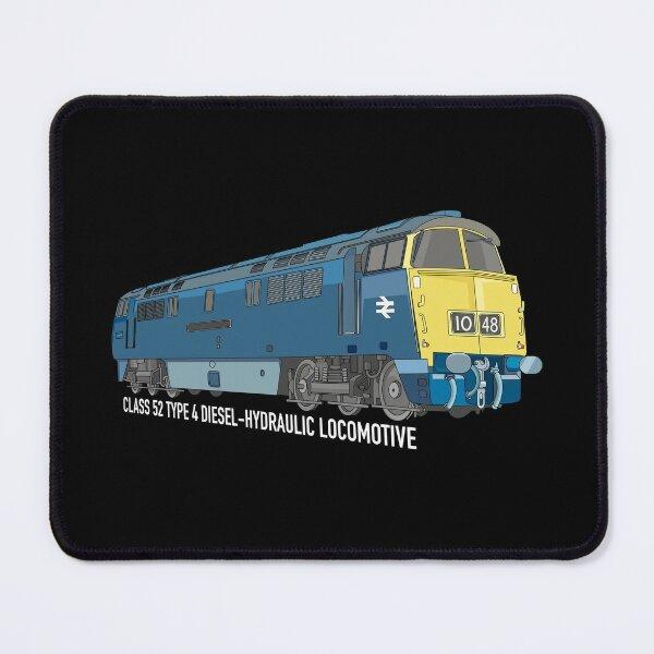 British Rail Class 52 Type 4 Diesel-hydraulic Locomotive 1960s Train Gift Mouse Pad