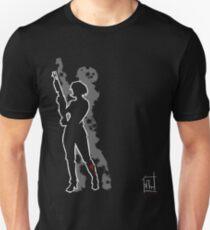 YGSS – Shotgun Vengeance Grey Unisex T-Shirt