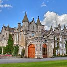 Balmoral Castle by James Anderson