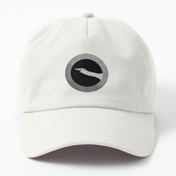 HONK THE GOOSE - CIRCLE MODE GRUNGE // Ink Design Dad Hat