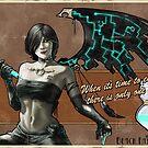 Black Fairy Lethal by Michael Fitzhywel
