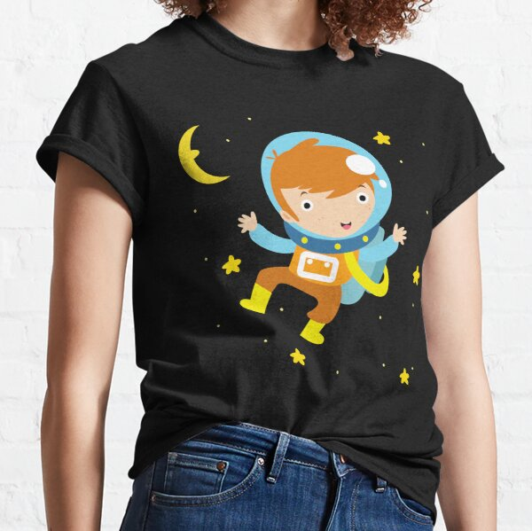 Let's Explore Space Classic T-Shirt