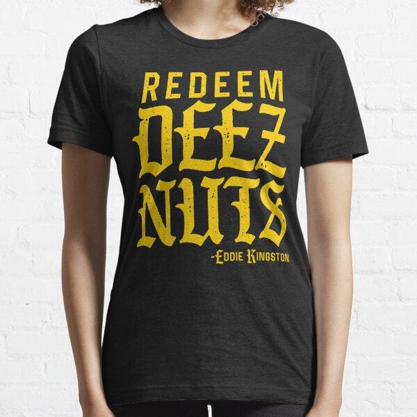 Échangez les noix de Deez T-shirt essentiel