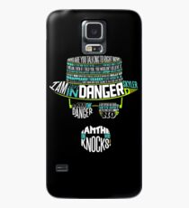 The One Who Knocks Case/Skin for Samsung Galaxy