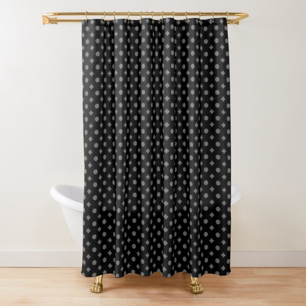 Posvuda Shower Curtain
