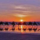 Ships in the Desert, Cable Beach by Karina Walther