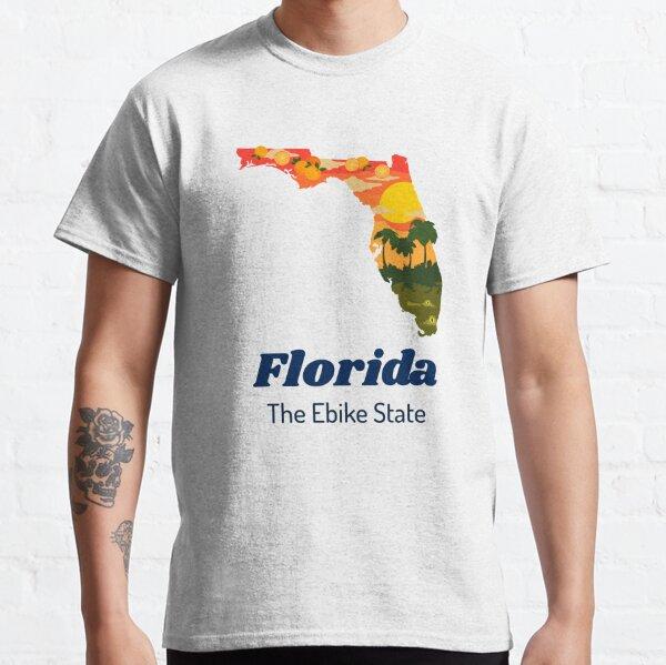 Florida Ebike Tee Classic T-Shirt