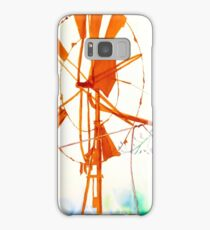 Windmill & Wire Samsung Galaxy Case/Skin