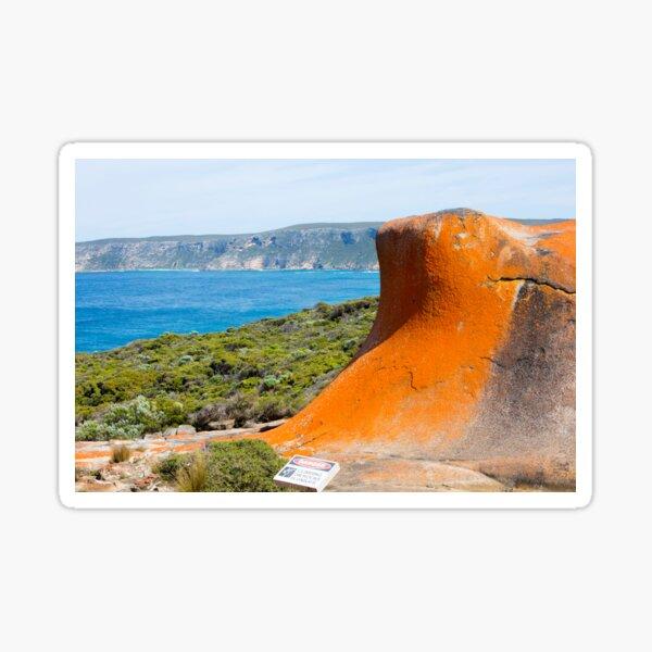 Remarkable Rocks on Kangaroo Island, South Australia  Sticker
