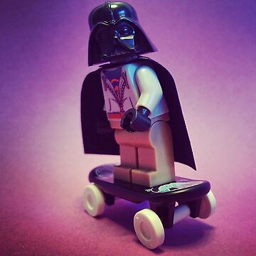 Darth Skater by DannyboyH