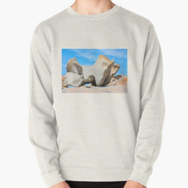 Remarkable Rocks on Kangaroo Island,South Australia Pullover Sweatshirt