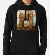 Medieval tower - Nesci Pullover Hoodie