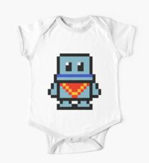 Pixel Poncho Kids Clothes