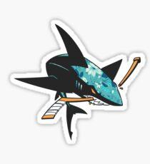#soft Jose Sharks Sticker