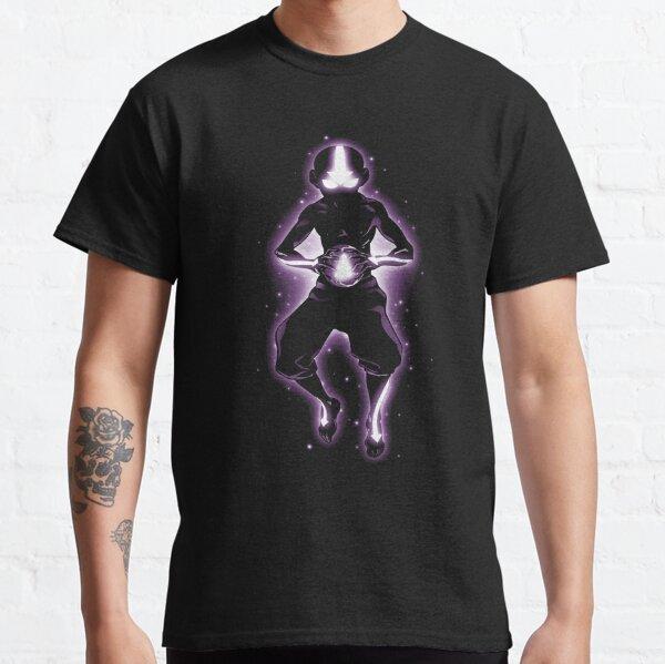 Meditierender Avatar Aang Classic T-Shirt