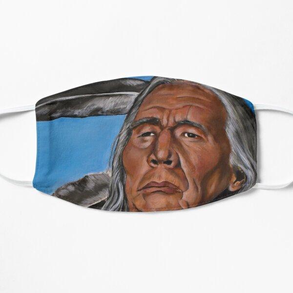 Guardián indígena Mascarilla plana