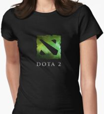 Dota 2 Womens Fitted T-Shirt