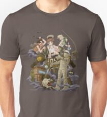 Halloween Slug T-Shirt