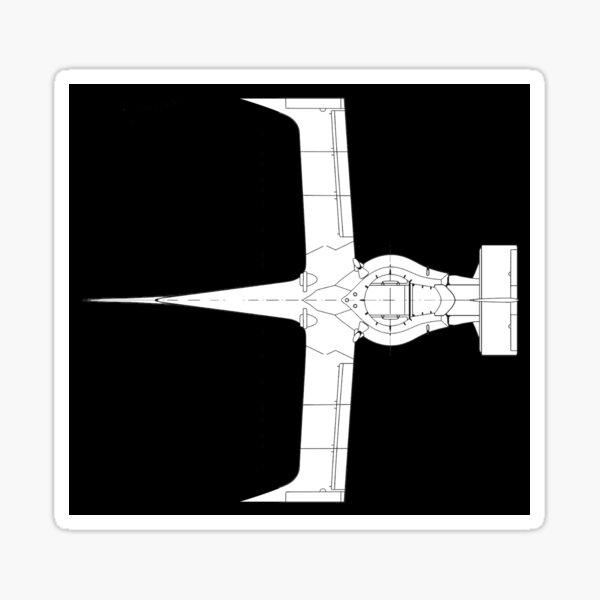 swordfish - cowboy bebop Sticker