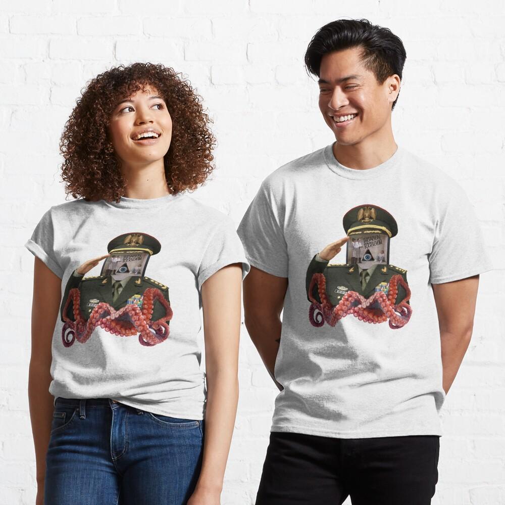 Schizophrenic New World Order Classic T-Shirt