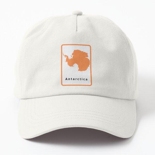 Antarctica Dad Hat