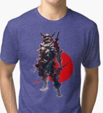 Samurai IV Bishamon Tri-blend T-Shirt