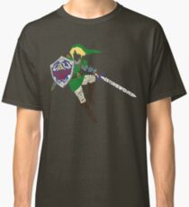 Link Typography Classic T-Shirt