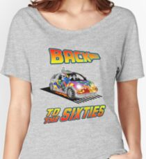 Back To the Sixties Women's Relaxed Fit T-Shirt