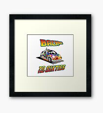 Back To the Sixties Framed Print