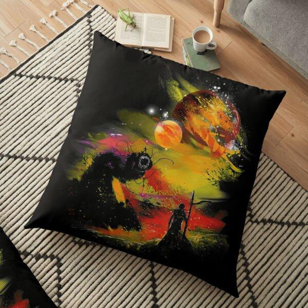 Dune book Floor Pillow