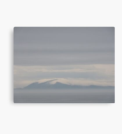 Fantasy Within the Clouds Canvas Print